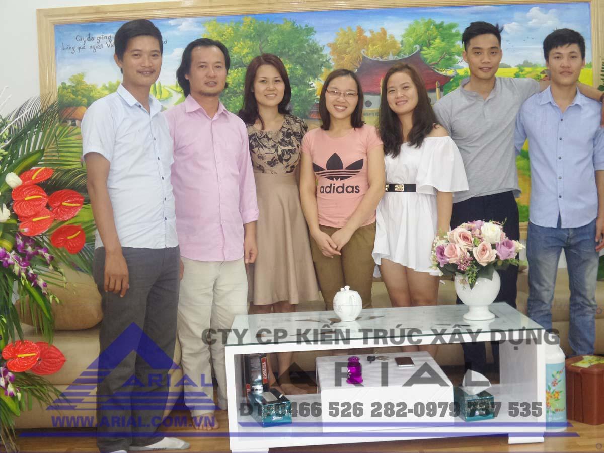 Công Ty Arial Khai Trương Văn Phòng Mới Từ Tháng 12.2016 Tại P604 Tòa Nhà 89 Phùng Hưng , Hà Đông, Hà Nội