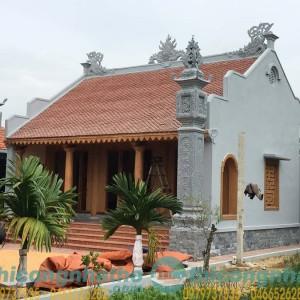 Hoàn Thành Bàn Giao Nhà Từ đường ở Hoằng Hóa Thanh Hóa