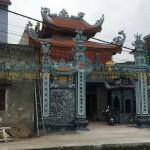Hoàn Thành Nhà Thờ 2 Tầng 8 Mái đao ở Vĩnh Quỳnh Hà Nội