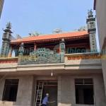 Hoàn Thiện Sơn Giả Gỗ Nhà Thờ Ích Vịnh – Vĩnh Quỳnh – Hà Nội