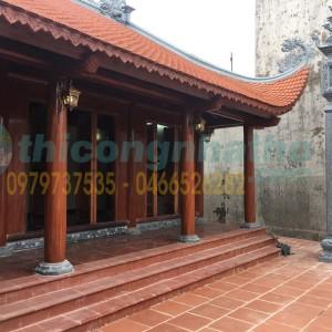 09. Hoàn Thành Bàn Giao Nhà Thờ 4 Mái ở Minh Nghĩa Nông Cống Thanh Hóa