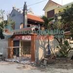 14. Sơn Bả Hoàn Thiện Xong Nhà Thờ 2 Tầng ở Khu Trần P Hạp Lĩnh Tp Bắc Ninh.