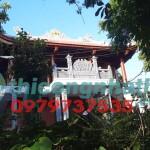 23. Sơn Bả Hoàn Thiện Xong Nhà Thờ 2 Tầng 4 Mái ở Xã Vĩnh Quang TP Cao Bằng